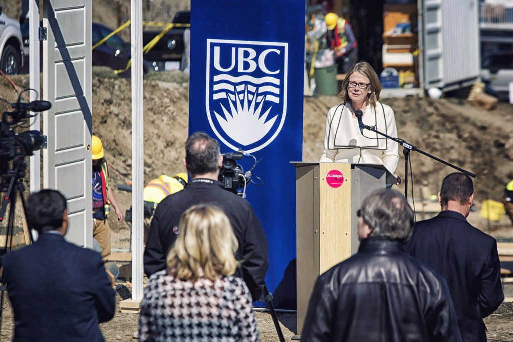 UBC - Wilden Living Lab Partner