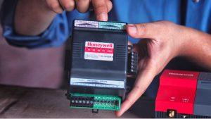thermo matrix honeywell input output device image