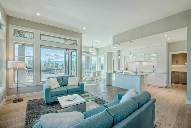 show home interior picture
