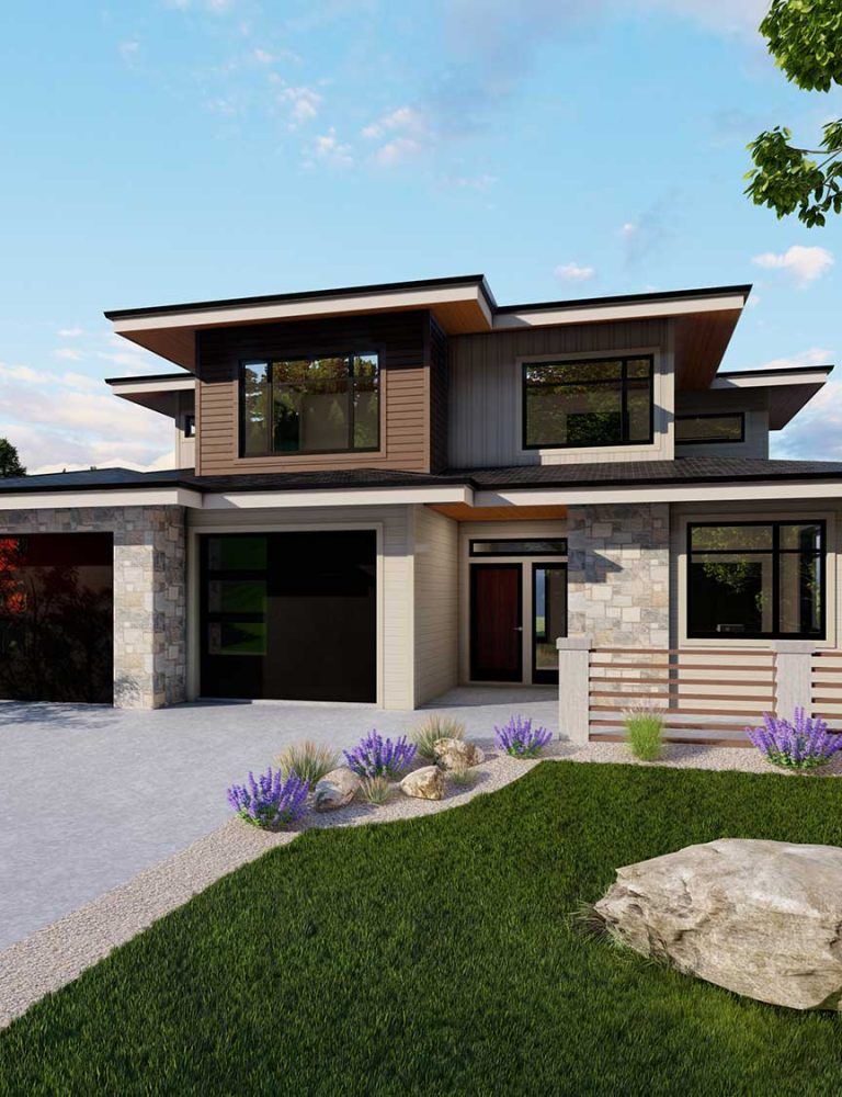 Wilden Living Lab Phase 2 Home Rendering image